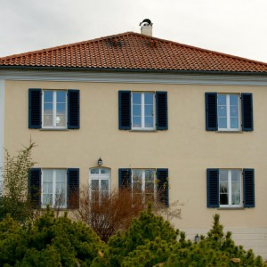 Renoviertes Haus in Radebeull