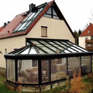 Wintergarten und Dachverglasung in PIrna